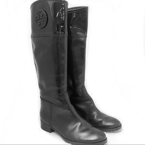 Tory Burch Tall Jackson Riding Boots | Size 8M